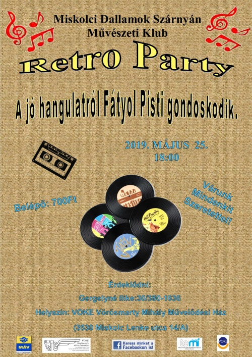 20190525 dsz retro party